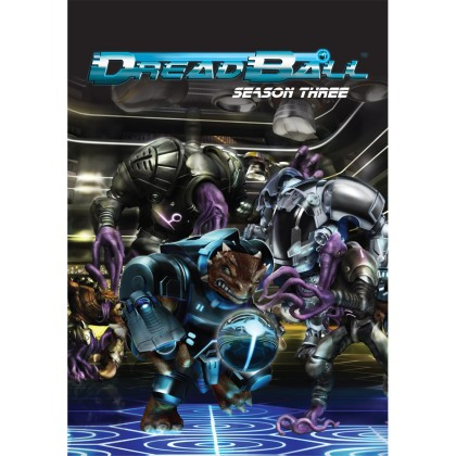 Portada Dreadball Season Three